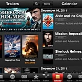 iTunes Movie Trailers (Free)