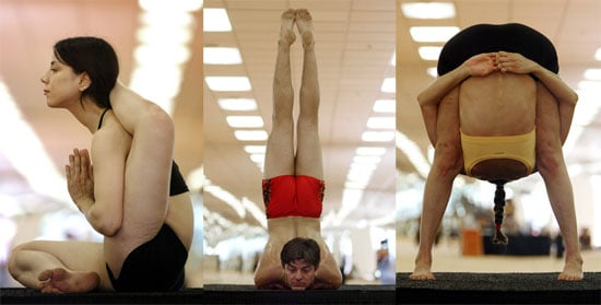Yoga to Become Olympic Event in 2012