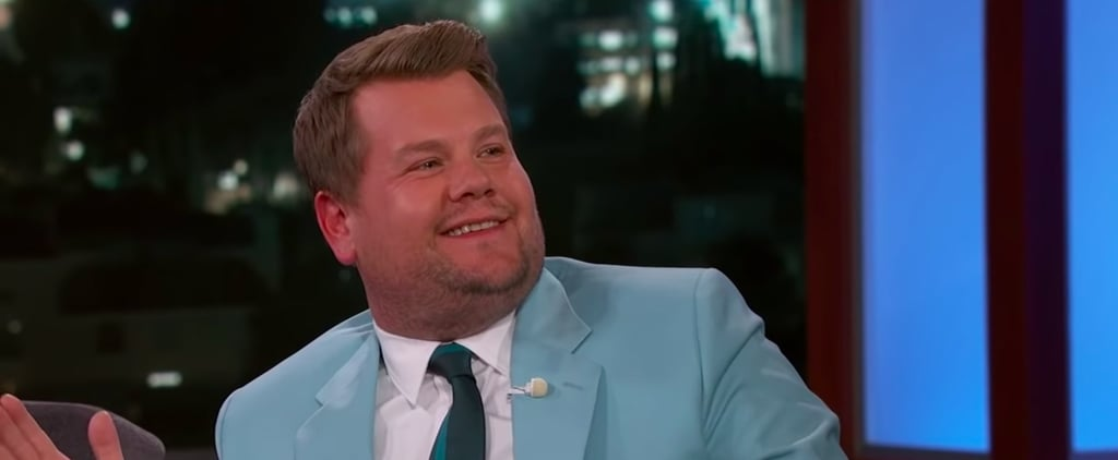 James Corden Talks About What It Was Like to Film Cats