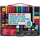 Alex Travel Art 80-Piece Set