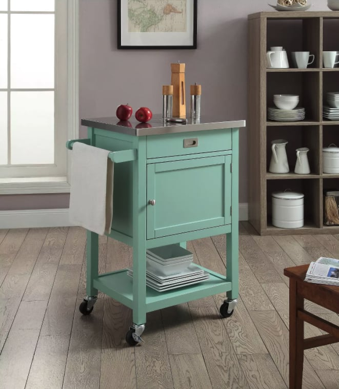 Master Your Meal Prep: Sydney Apartment Kitchen Cart