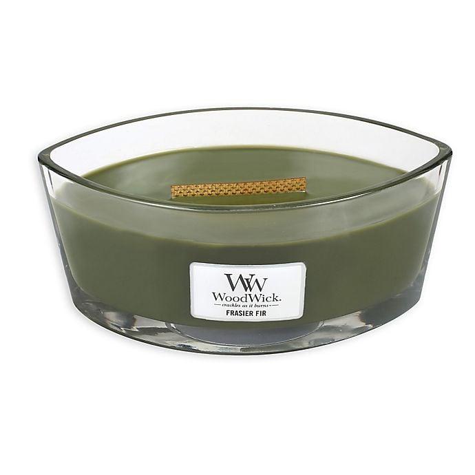 WoodWick Frasier Fir Oval Jar Candle