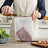 Stasher Stasherbag Reusable Half-Gallon Bag
