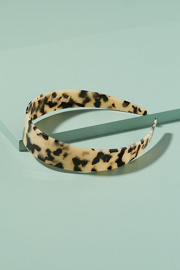 Anthropologie Tortoiseshell-Effect Headband