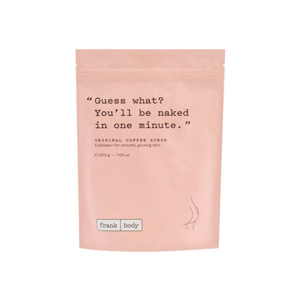 Frank Body Original Coffee Scrub ($16.95)