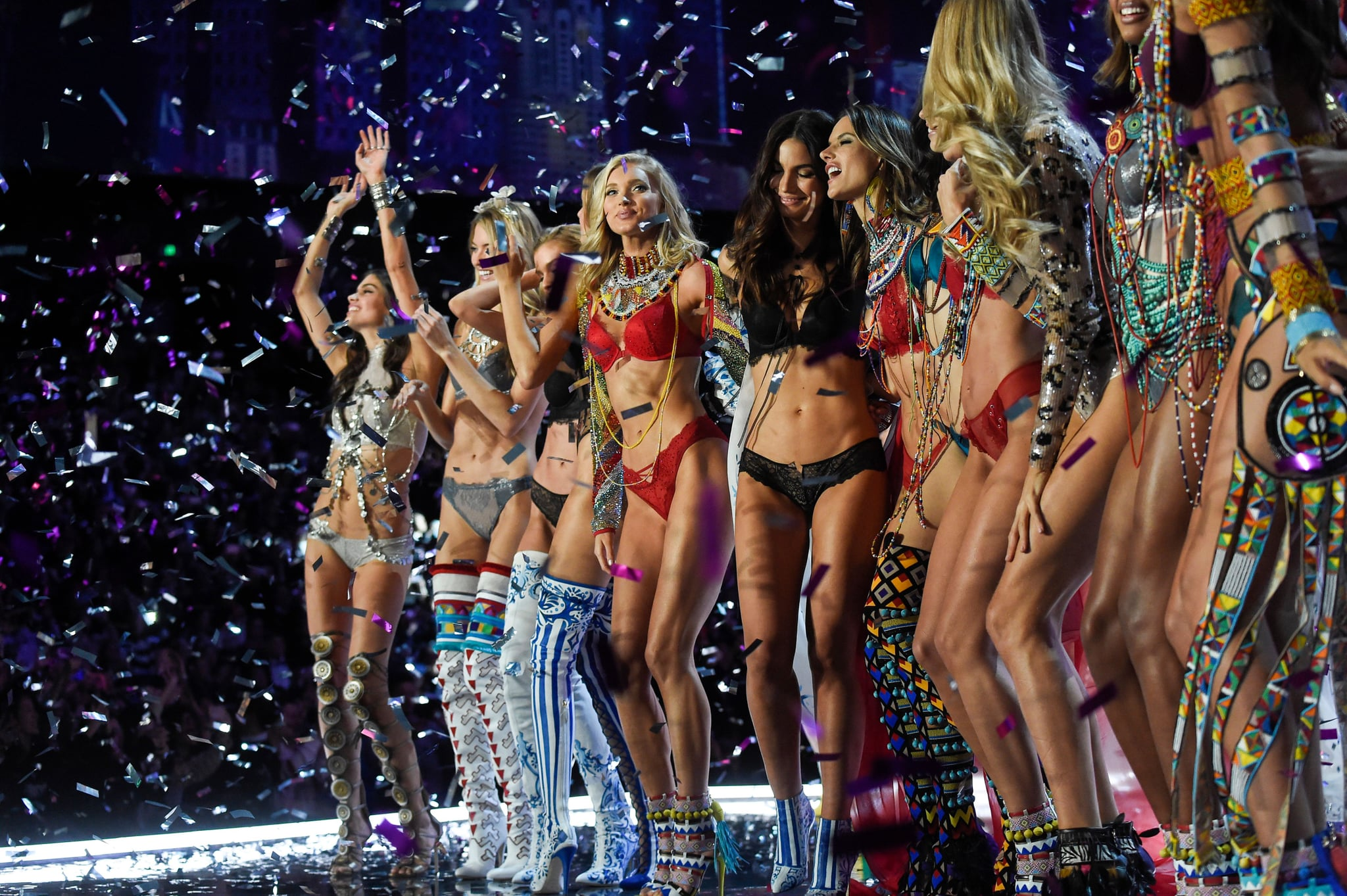 f7e16b9978ad9 Lack of Plus-Size Models in Victoria s Secret Fashion Show ...