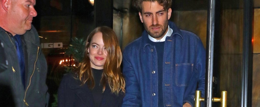 Emma Stone's Gorgeous Pearl Engagement Ring