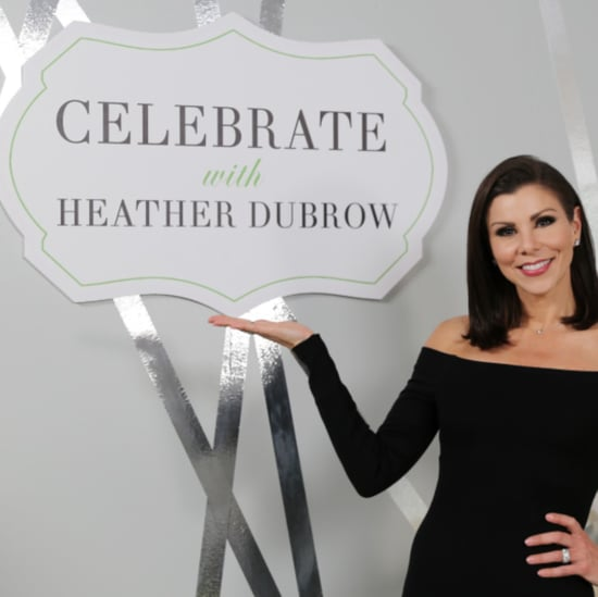 Heather Dubrow's Entertaining Evite Video Series