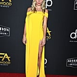 Sienna Miller at the 23rd Annual Hollywood Film Awards