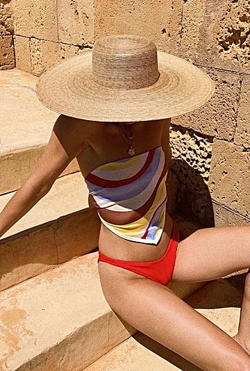 The Handkerchief Scarf Bikini Is a Swimwear Trend For 2020