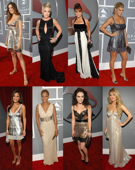 Grammys Red Carpet Trend: Glitterati