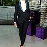 The same year saw Kirsten Dunst eschew sexy minidresses and dramatic gowns in favor of an expertly tailored tux.