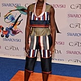 Lupita Nyong'o at the 2014 CFDA Awards