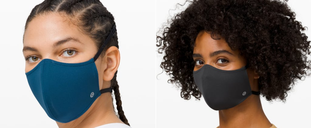 Lululemon's New Double Strap Face Mask For £10
