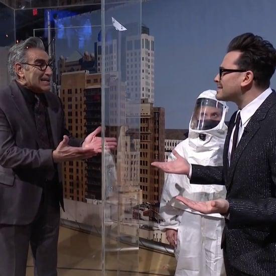 SNL: Watch Dan Levy's Opening Monologue | Video