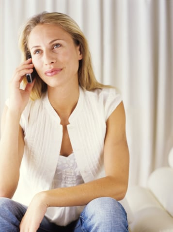 Where Do You Stand? Breaking Up Over the Phone