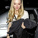 Amanda Recovers From Parking Ticket Drama During a Night of Clubbing With Ryan