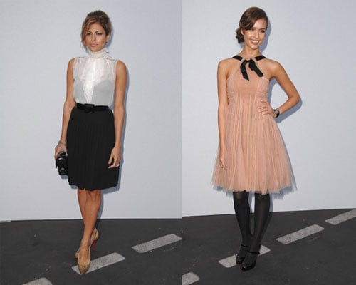 Battle of the Chanel: Mendes vs. Alba