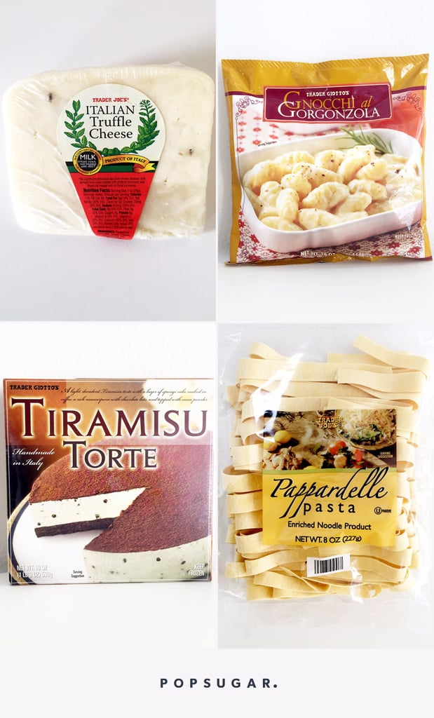 The 16 Best Italian Foods You Can Get at Trader Joe's