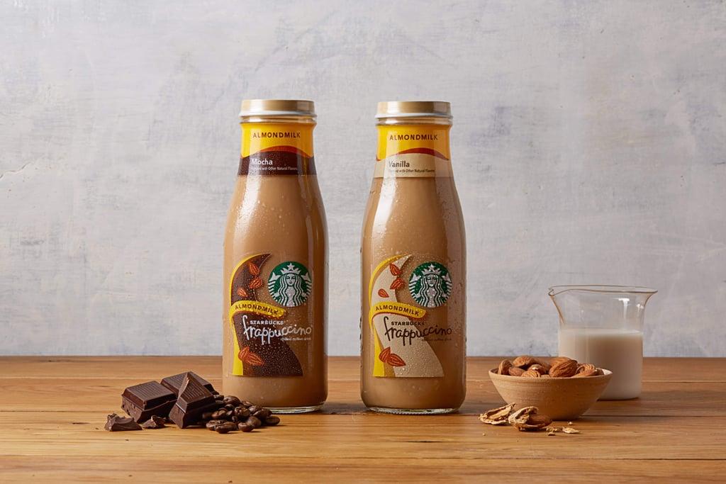 Starbucks Bottled Almond Milk Drinks