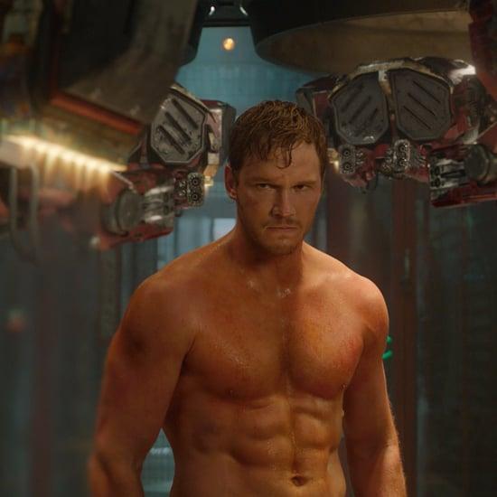 Shirtless Chris Pratt Pictures