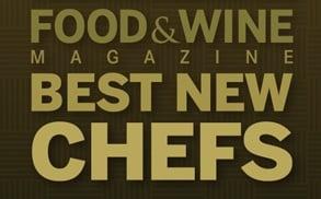 Food & Wine's Best New Chefs of 2008