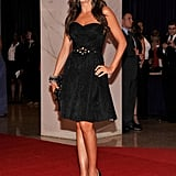 Sofia Vergara posed in her LBD.