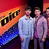 The Jonas Brothers on The Voice Finale