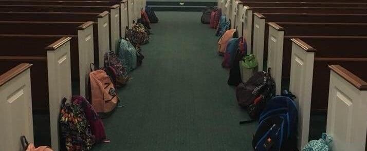 Teacher Asks For School Supplies at Her Funeral
