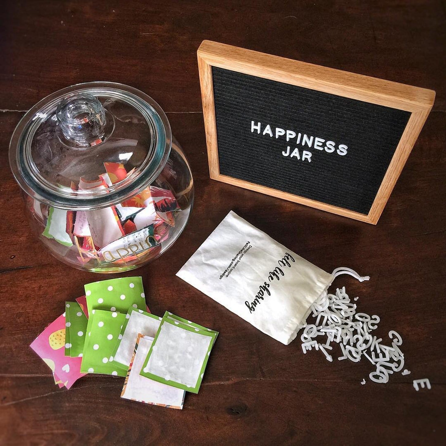 Happiness Jar Ideas Popsugar Smart Living
