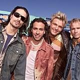 Backstreet Boys, 2001