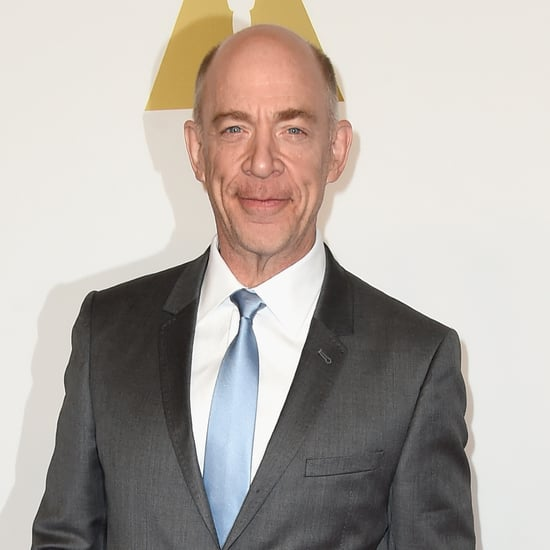 J.K. Simmons at Oscar Nominees Luncheon Interview