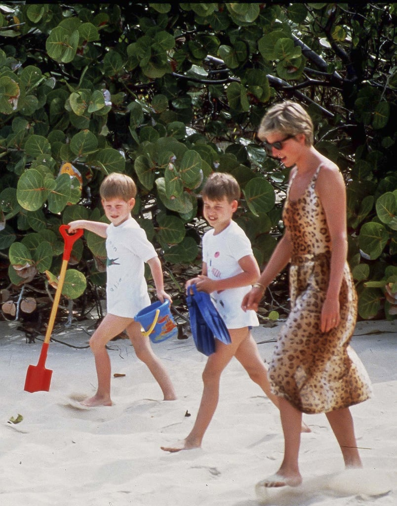 Necker, The British Virgin Islands — 1990