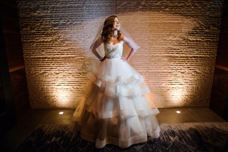 Real Wedding Dress Photos Popsugar Fashion