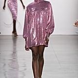 Puffy Sleeves on the Christian Cowan Runway at New York Fashion Week