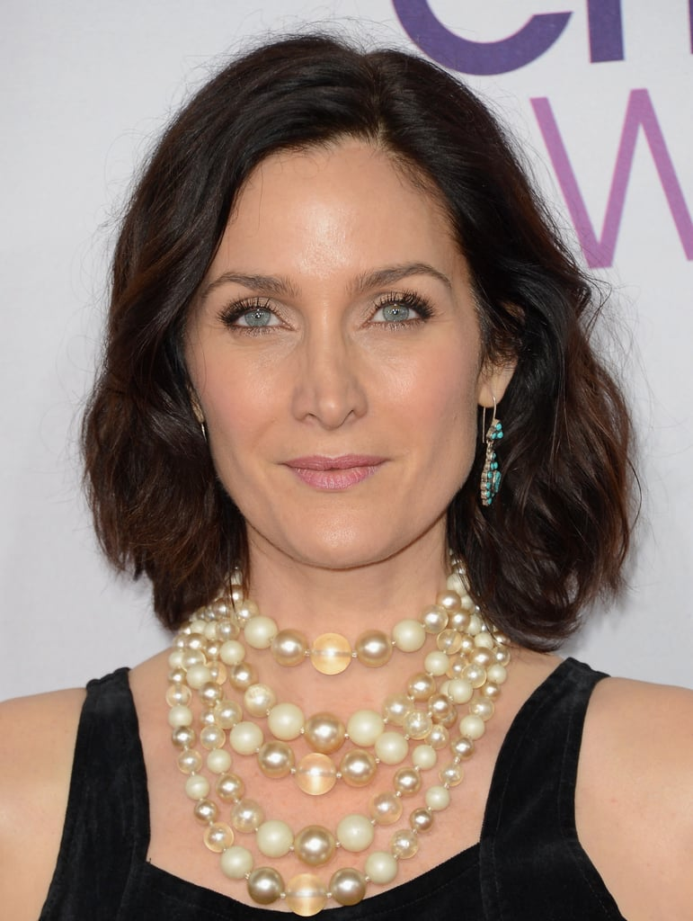 Carrie-Anne Moss | People's Choice Awards Jewelry and ...