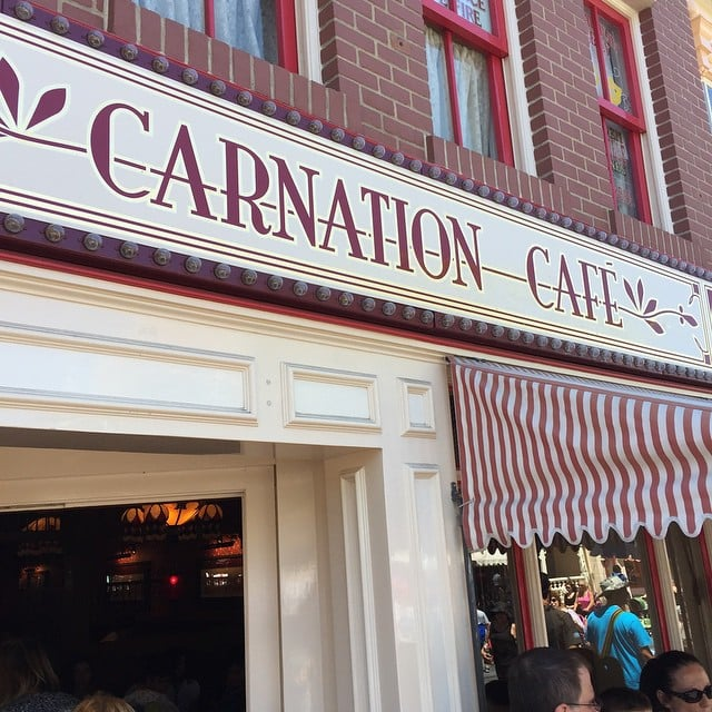 You make reservations at your favorite Disneyland restaurants before even entering the park.
