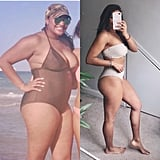 How She Lost the Weight