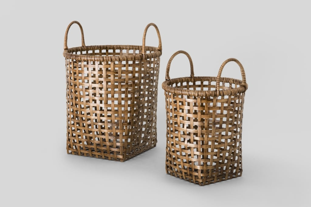Sheridan Luria Bamboo Basket
