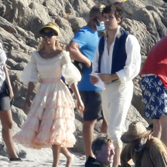 See Halle Bailey as Ariel on Set of the Little Mermaid Movie