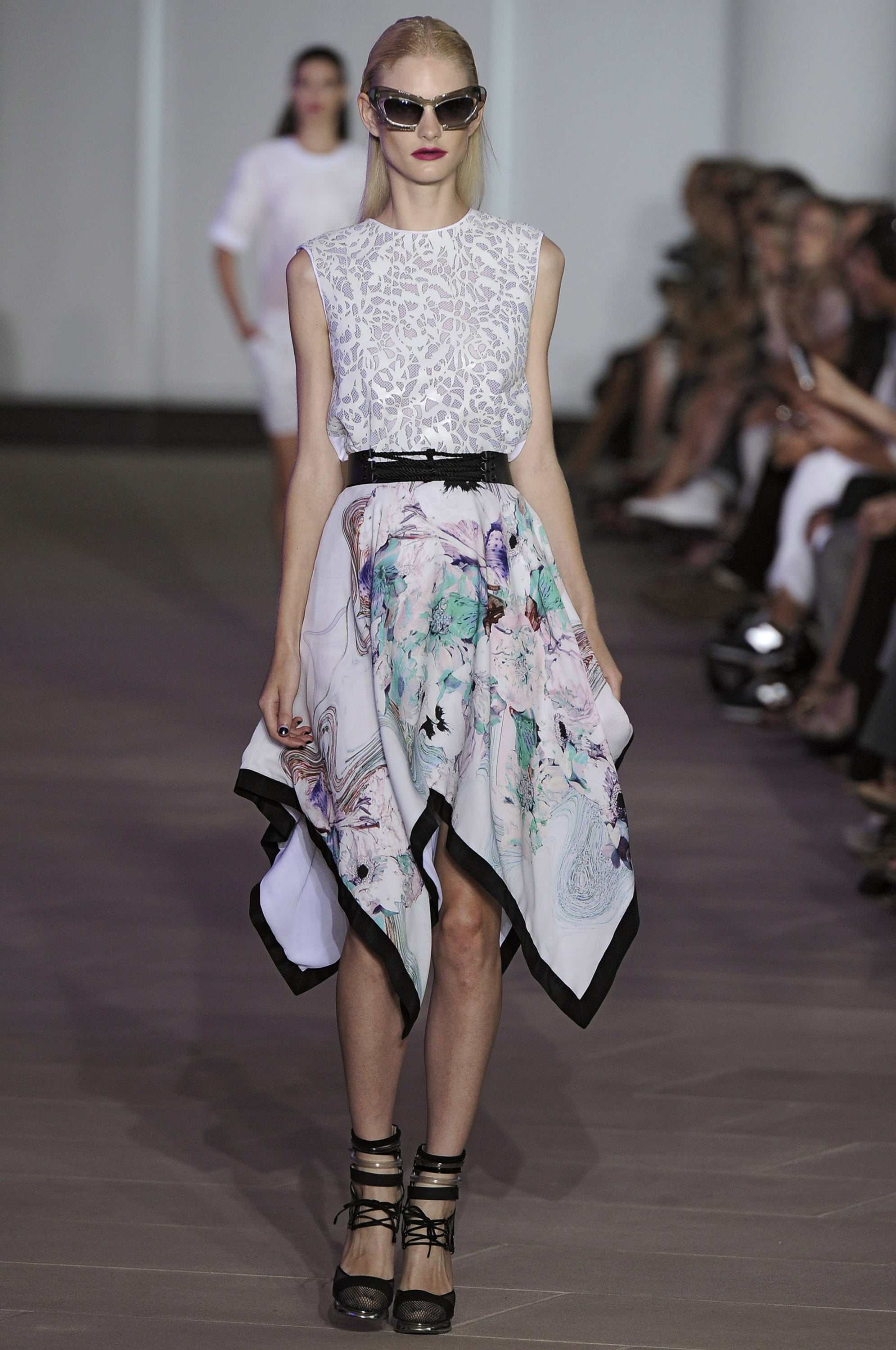 Runway Review And Pictures Of Prabal Gurung 39 S 2012 Spring Presentation At New York Fashion Week