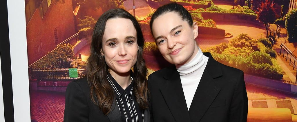 Ellen Page Talks About Her Wife on The Kelly Clarkson Show