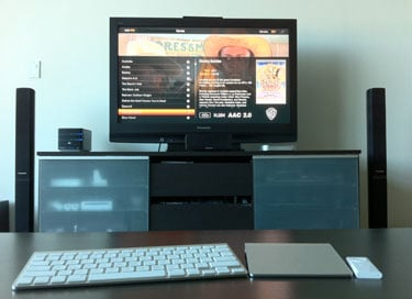 Home Theater System Using a Mac Mini and Plex