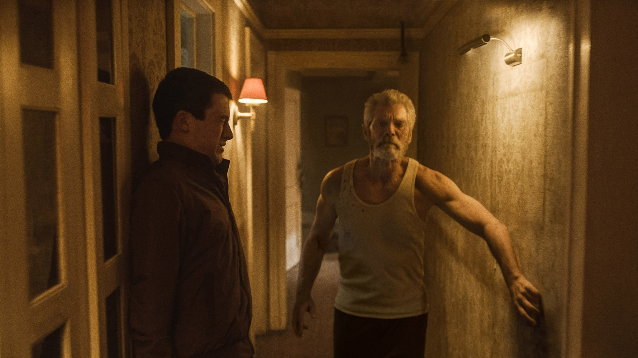 Don't Breathe 2   22 Horror and Thriller Movies Coming in 2021 That Sound  Downright Terrifying   POPSUGAR Entertainment Photo 11