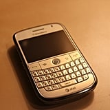 Photos of the BlackBerry Bold 9000