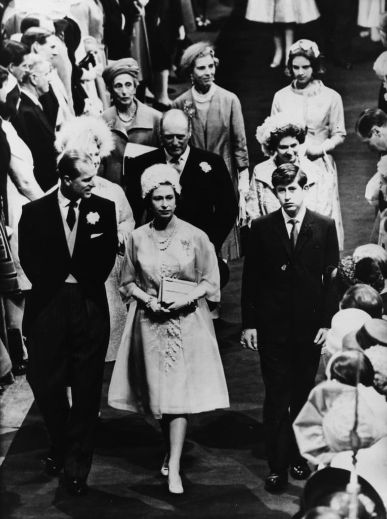 Princess Alexandra and Angus Ogilvy, 1963