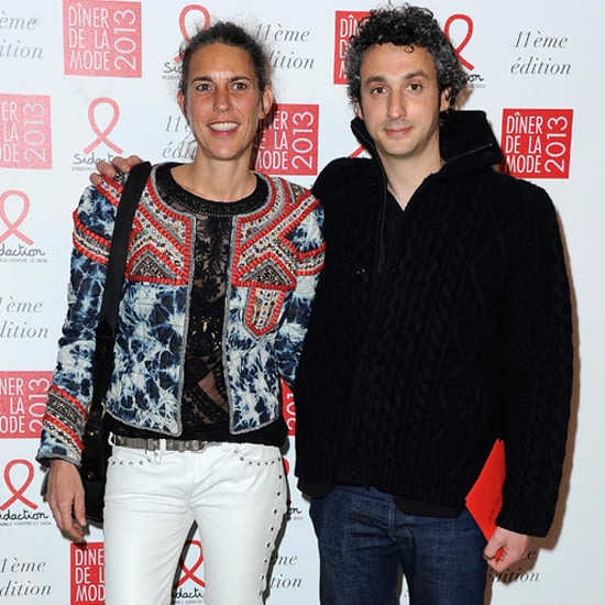 Isabel Marant and Jérôme Dreyfuss
