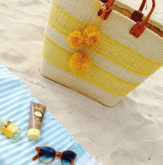 Beachy weekend #musthavebox #regram @lovedesignbdos