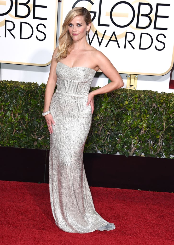 Reese Witherspoon at the 2015 Golden Globes