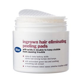Three Solutions for Ingrown Hairs